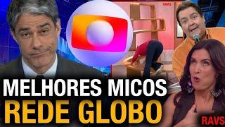 MELHORES MICOS DA REDE GLOBO (PARTE 1)