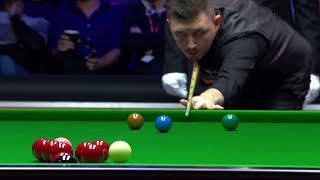 """John Virgo Is Back! """"Where's The Cue Ball Going?!"""" Masters Snooker 2018 Funny Compilation"""