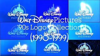Walt Disney Pictures 1990s Logo Collection (1990-1999)