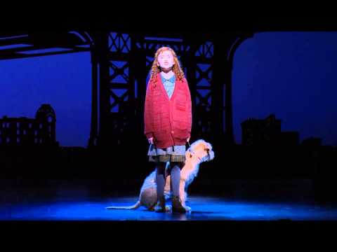 ANNIE on Broadway: Tomorrow