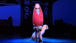 ANNIE on Broadway: Tomorrow