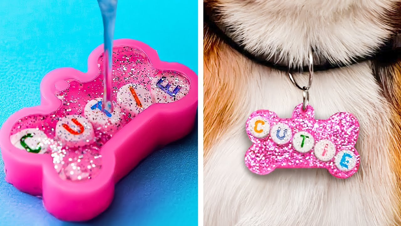 Cute Epoxy Resin Crafts That Will Amaze You || DIY Jewelry, Accessories And Mini Crafts