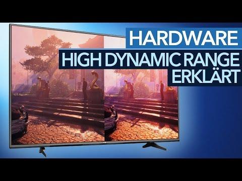 Was ist HDR? - High Dynamic Range erklärt