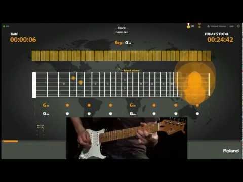 Roland Guitar Friend Jam Overview