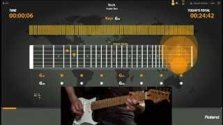 Roland Guitar Friend Jam Overview