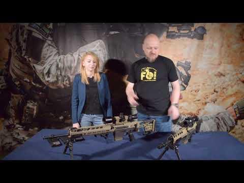 Frag.TV: Fabryka Broni Łucznik-Radom MSBS-7.62N .308 Win
