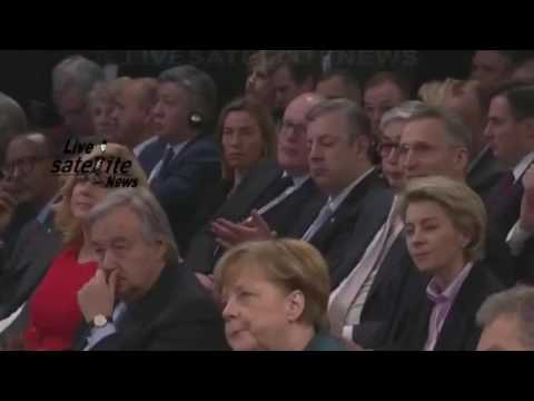 Mike Pence Defiant Speech in Munich to Security Conference