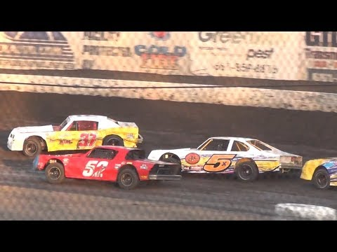Hobby Stocks-Heats Races @ Bakersfield Speedway 2018