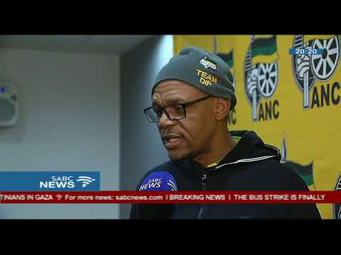 ANC NEC meeting on North West delayed: Pule Mabe explains