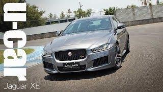 【U-CAR】賽道輕豹力 Jaguar XE 試駕體驗