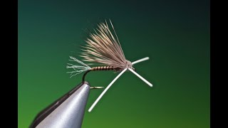 Fly Tying the X-Factor Caddis with Barry Ord Clarke