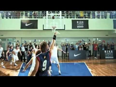 Nike - I Can Change Sport Ad