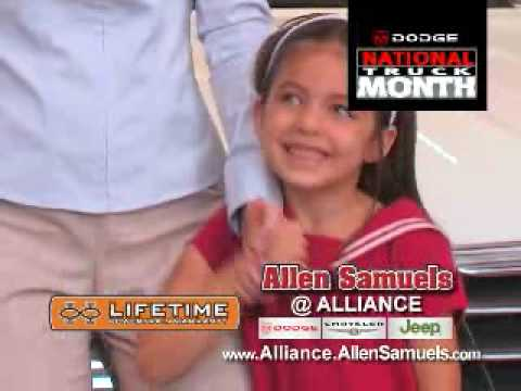 Allen Samuels Alliance Youtube