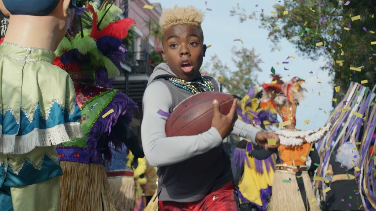 NEXT 100  || NFL Super Bowl LIV Commercial