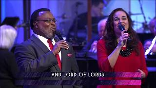 Download He Shall Reign Forevermore + Hallelujah Chorus | First Baptist Dallas Choir & Orchestra