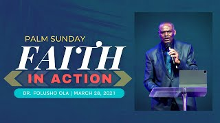 Restoration House Hamilton Live Stream   Palm Sunday March 28, 2021