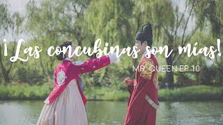 Download Las concubinas son mías ♡ Mr. Queen capítulo 10 sub español