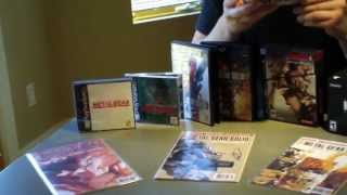 Metal Gear Solid Legacy Collection Unboxing