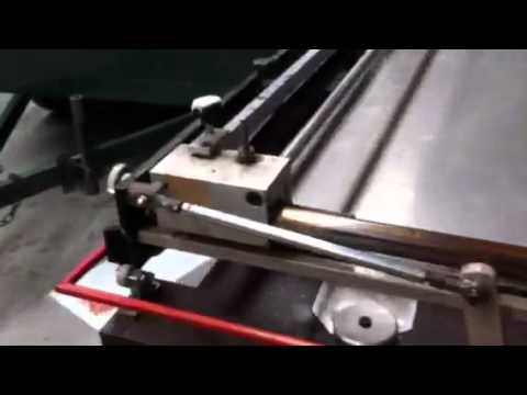 SIAS America screen print machine 2