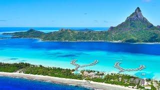 InterContinental Resort & Thalasso Spa Bora Bora Official Video