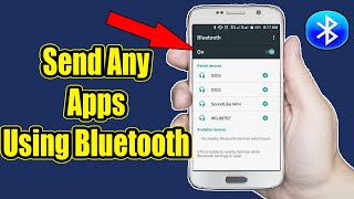 Download lagu How to Send Any Apps Using Bluetooth On Android [100% Working]
