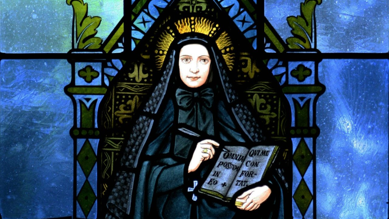 Image result for Free pictures of  St. Frances Xavier Cabrini