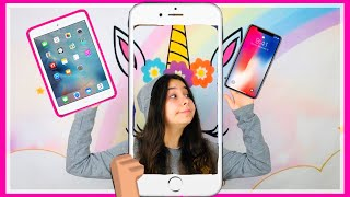 TELEFON VE TABLETİMDE NE VAR ? Eğlenceli Video