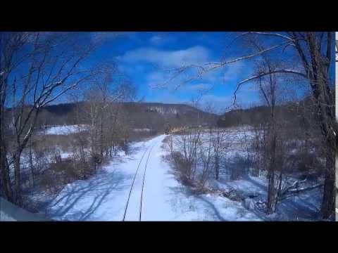 Housatonic Railroad - South Kent Connecticut