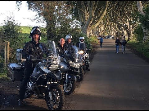 Northern and Southern Ireland 5 day Motorcycle Road trip