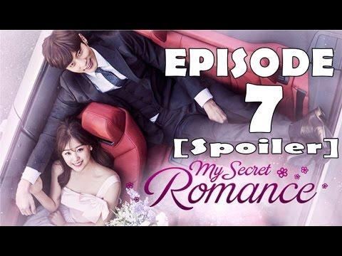 My Secret Romance EPS-7 Sung Hoon & Song Ji Eun Still cut [SPOILER]- [ENGSUB]