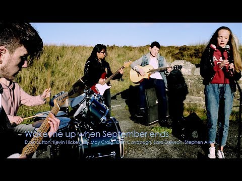 KSM Studio sessions Wake me up when September ends cover