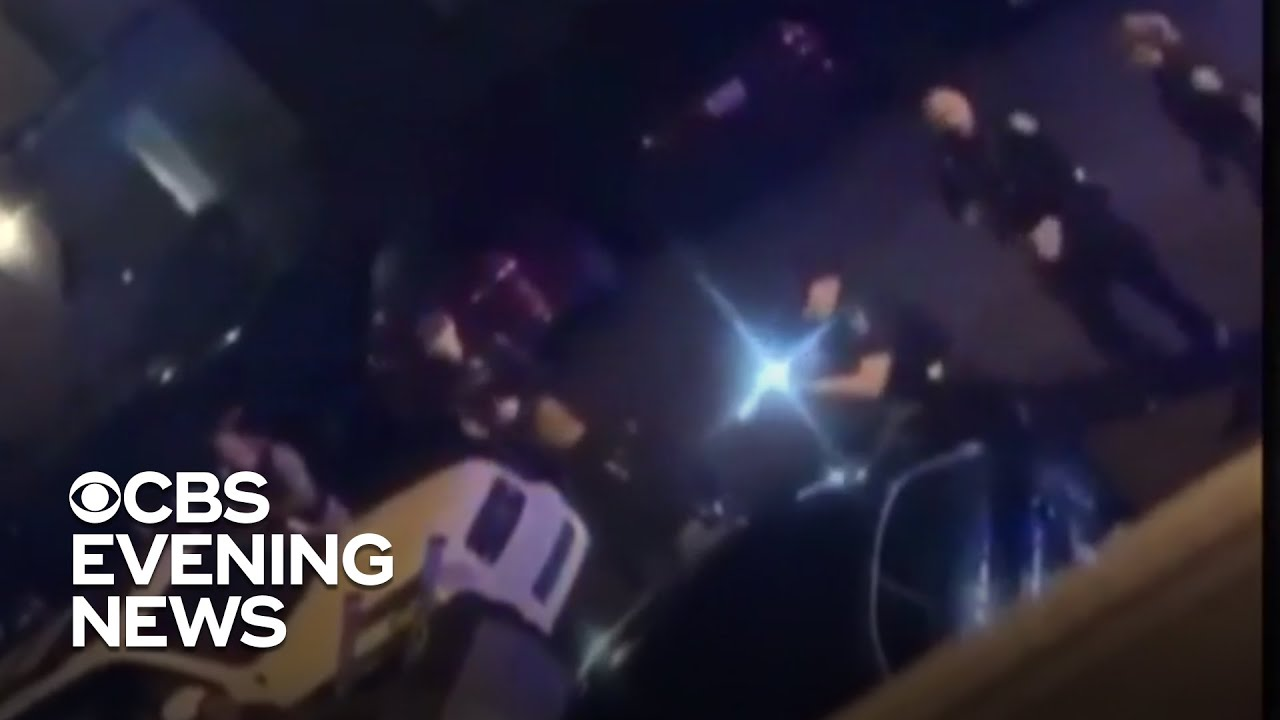 New Video Shows Moments After Breonna Taylor Shooting Youtube