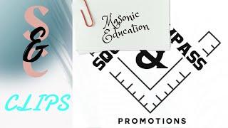 S&C Clips: W. Bro. Edgar Baron & Masonic Education