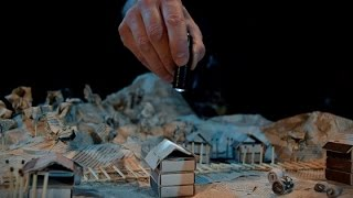 видео Сенсорный музей «Прогулка в темноте»