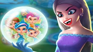Fun Care Kids Game - Fairy Land Rescue - Save The Magic Village -Fun Fairy Makeover Games By TabTale