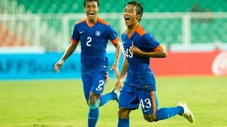 WATCH: FULL MATCH -India v Nepal: SAFF Suzuki Cup 2015