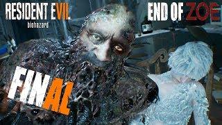 FINAL   El Fin de ZOE   Resident Evil VII   End Of Zoe   DLC   Gameplay en Español  