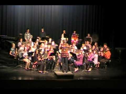 Denbridge Way James Swearingen performed by the Pekin Middle School Band