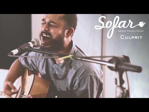 Culprit - Outside Inside | Sofar Bangalore