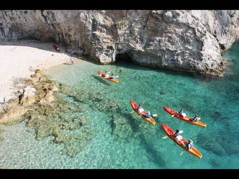 Sea Kayaking Dubrovnik City Walls - Croatia