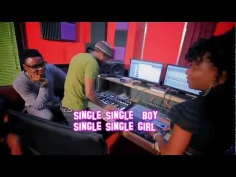 Ali Kiba ft Lady Jaydee - SINGLE BOY HD + LYRICS