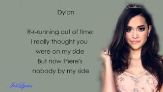 DON'T LET ME DOWN Lyrics - Ft ,Daya - Megan Nicole Cover