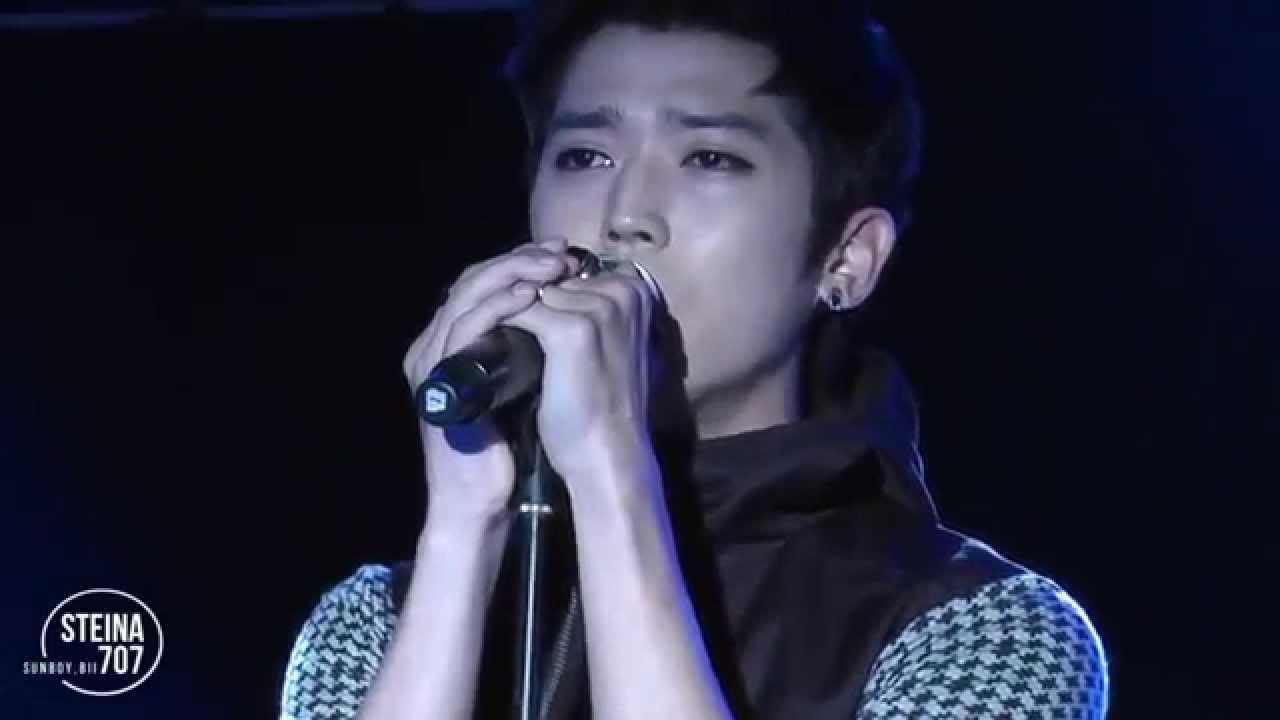 140615 Bii 畢書盡 勢在必行2 Live concert 臺中場 - Bii my love + Talking - YouTube