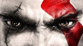 Drawing Kratos - God of War