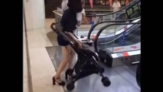 รถเข็นเด็กพับได้ Tian Rui
