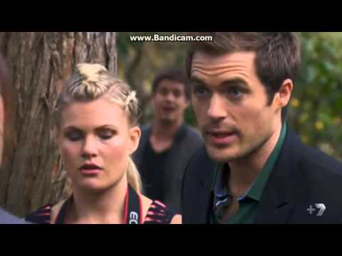 Home and Away - Kat Drunkenly Confronts Nate (6315)