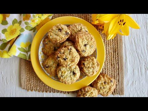 {recette}-biscuits-aux-flocons-d'avoine-et-raisins