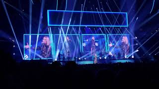 Celine Dion - Imperfections & The Prayer (Live in Indianapolis December 3rd, 2019)