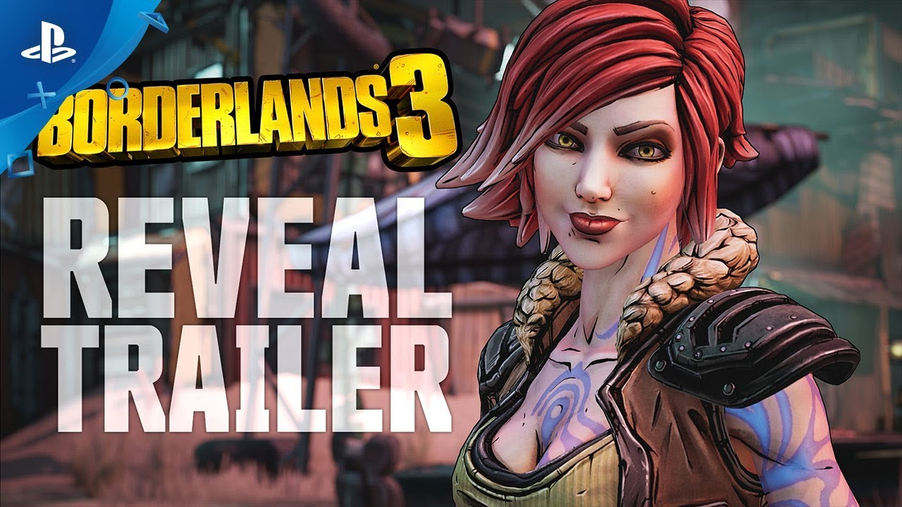 Borderlands 3 - Official Reveal Trailer | PS4