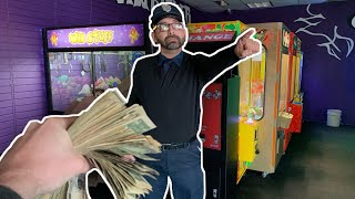 Kicked OUT Of My OWN ARCADE!!